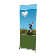 Heart on a String Banner