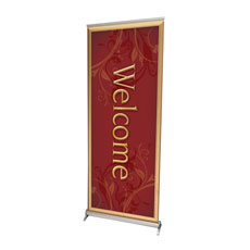 Frames Welcome Banner