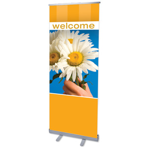 Stripes Welcome Banners