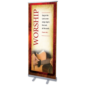 Verses Worship Banners