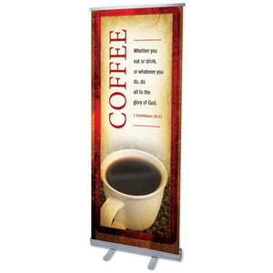 Verses Coffee Banners