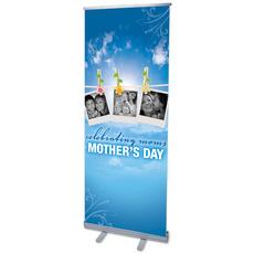 Celebrating Moms Banner