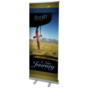 New Journey Banners