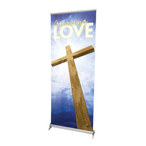 Amazing Love Banners