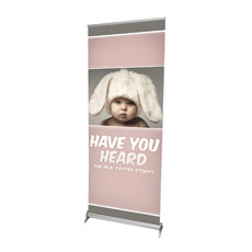 Baby Bunny Ears Banner