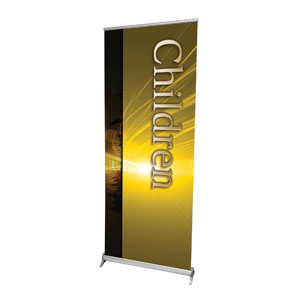Light Rays Children Banners