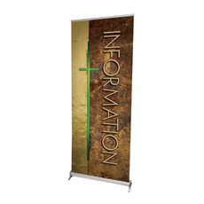 Leather Information Banner