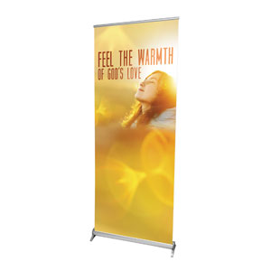 Feel The Warmth Banners