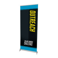 30-Day Church Challenge Outreach Banner