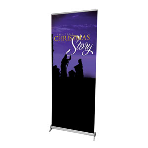 True Christmas Story Banners