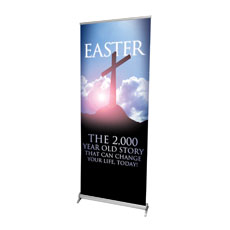 2000 Year Old Story Banner