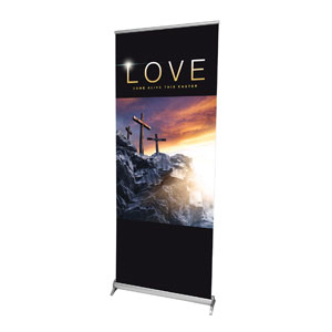 The Thorn Love Banners