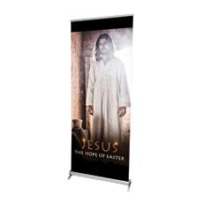 Jesus Hope of Easter Banner