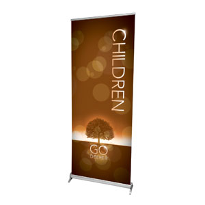 Deeper Roots Children Banners