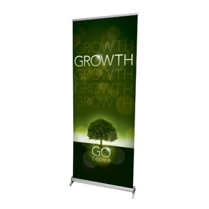 Deeper Roots Growth Banners