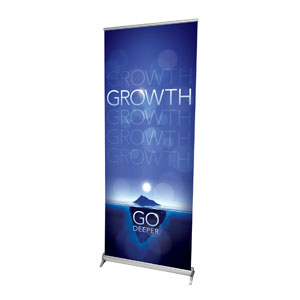 Deeper Iceberg Growth Banners