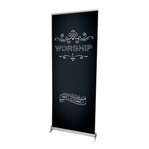 Chalk Worship Banners