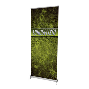 "You Belong Evangelism 2'7"" x 6'7""  Vinyl Banner"