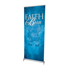 Born Faith Banner