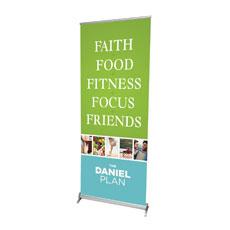 Daniel Plan Banner