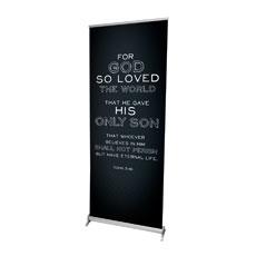 Chalk Jn 3:16 Banner