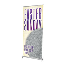 Easter Photo Sunday Banner