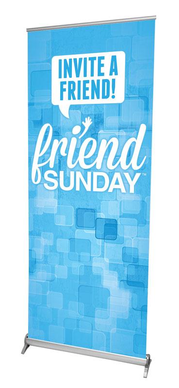 Friend Sunday Invite