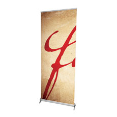 Faith Triptych Left Banner
