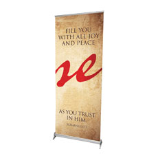 Hope Triptych Right Banner