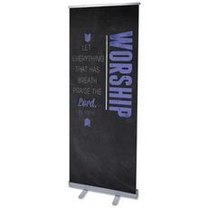 Slate Worship Ps 150 Banner