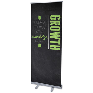 Slate Growth Banners