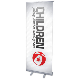Pin Stripe Children Banners