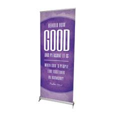 Celestial Ps 133:1 Banner