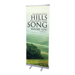 Reflections Hills Banners
