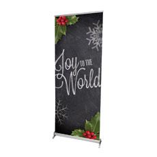 Chalk Joy Banner