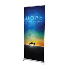 Hope Comes Alive Banner