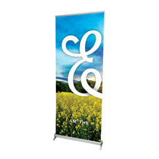 Easter Field Triptych L Banner