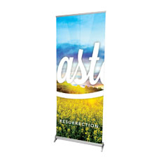 Easter Field Triptych M Banner