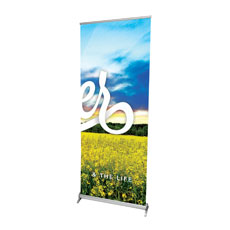 Easter Field Triptych R Banner