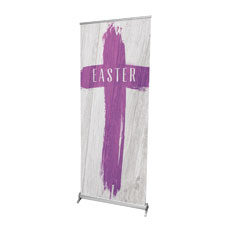 Easter Wood M Banner