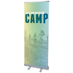 Summer Camp Banners