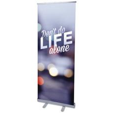 Life Alone M Banner