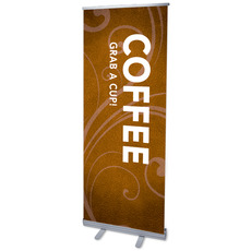 Flourish Coffee Banner