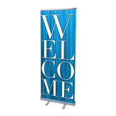 Blue Streak Welcome Banner
