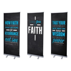 Slate Triptych Banners