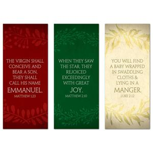 Glad Tidings Triptych Banners