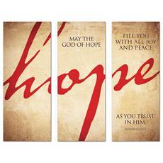 Hope Triptych
