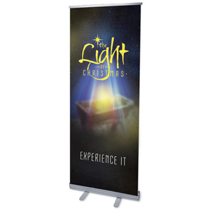The Light of Christmas Banners