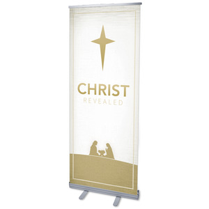 Christ Revealed M Banners