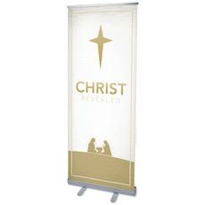 Christ Revealed M Banner